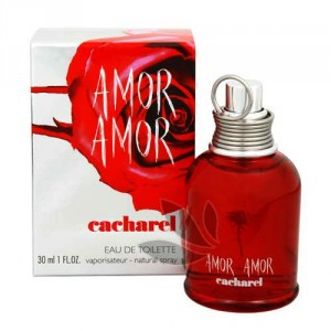 Parfum Amor amor by Cacharel