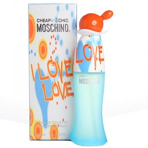 Parfum I Love Love by Moschino