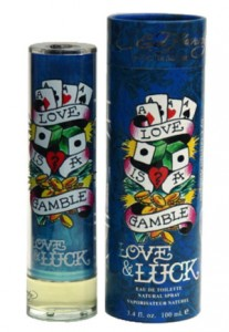 Parfum Love & Luch for Men by Ed Hardy