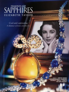 Parfém Diamonds and Sapphires by Elizabeth Taylor